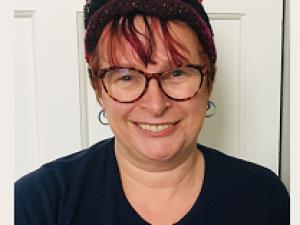 Deborah Hewertson-Tisdall